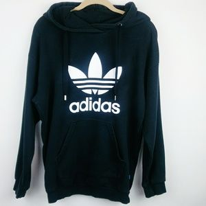 Adidas Pullover Hoodie Size M